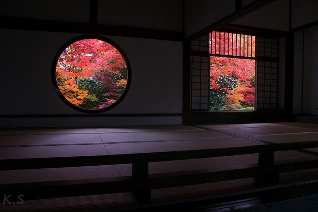 迷いの窓 - 悟りの窓