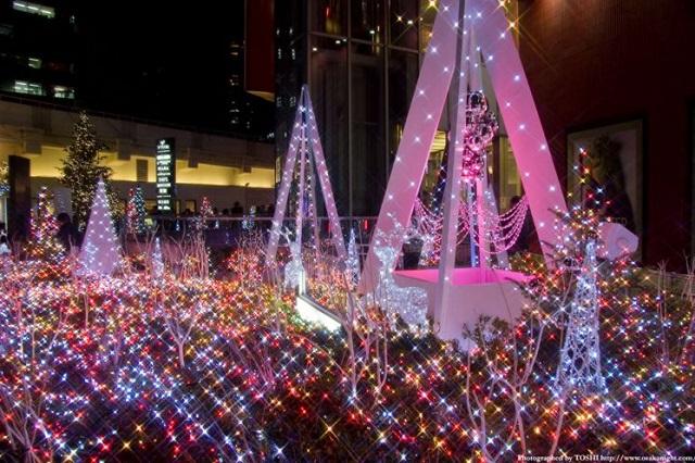 大阪クリスマスファンタジー