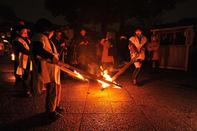 亀戸天神社の「神忌祭」