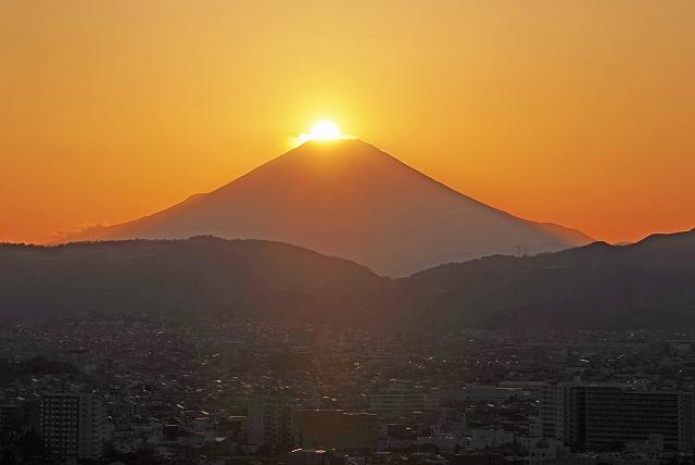 弘法山公園展望台