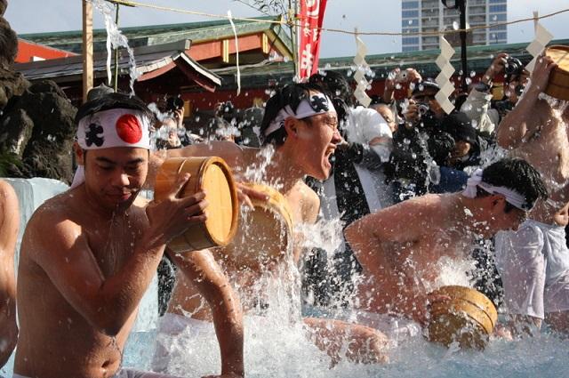 神田明神の「だいこく祭り」