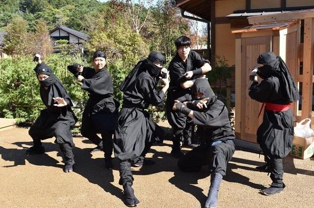 忍者テーマビレッジ