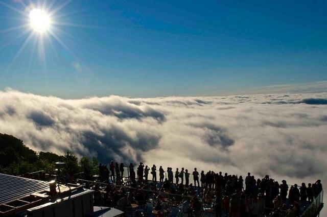 雲海テラス てんぼうカフェ