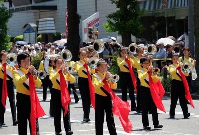 横浜開港記念みなと祭