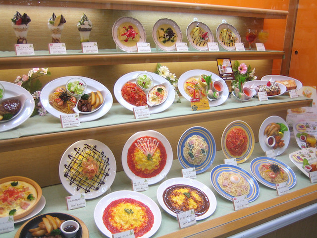 元祖食品サンプル屋