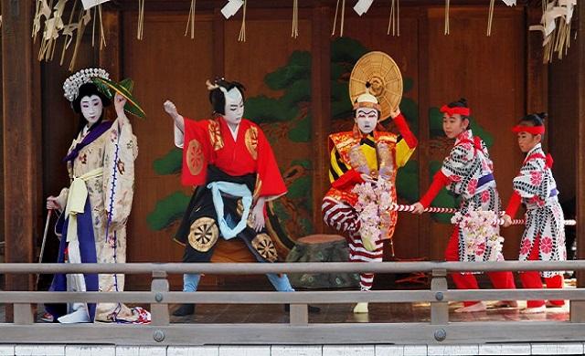 鐵砲洲稲荷神社の例大祭