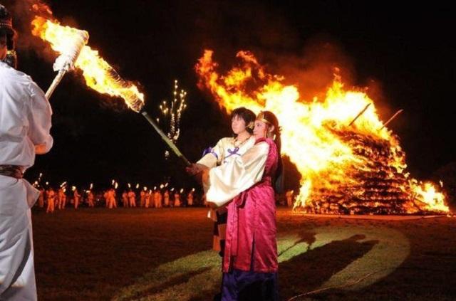 第31回さきたま火祭り