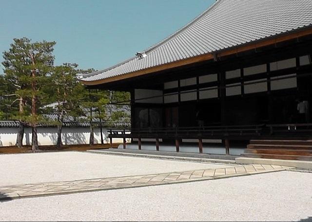 相国寺の春の特別拝観