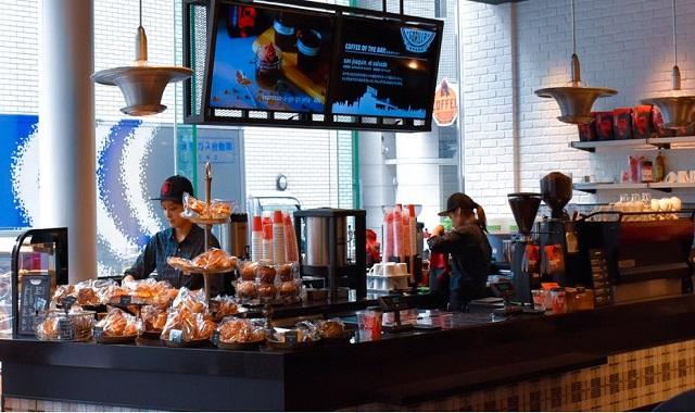 ゴリラ―コーヒー渋谷店