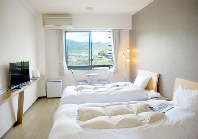 ビジネスホテル嵐山