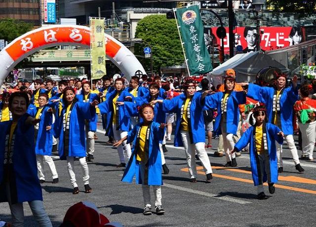 渋谷・鹿児島おはら祭