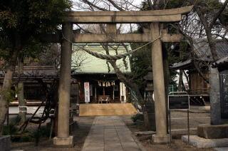 新小岩香取神社