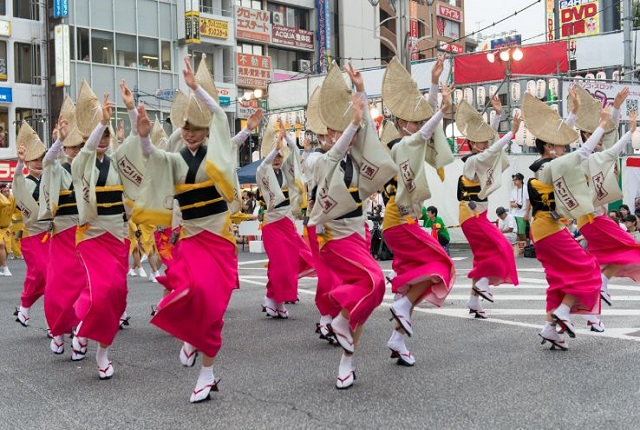 高円寺阿波踊り
