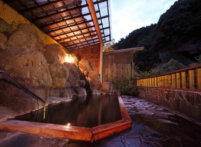 湯ノ釣温泉