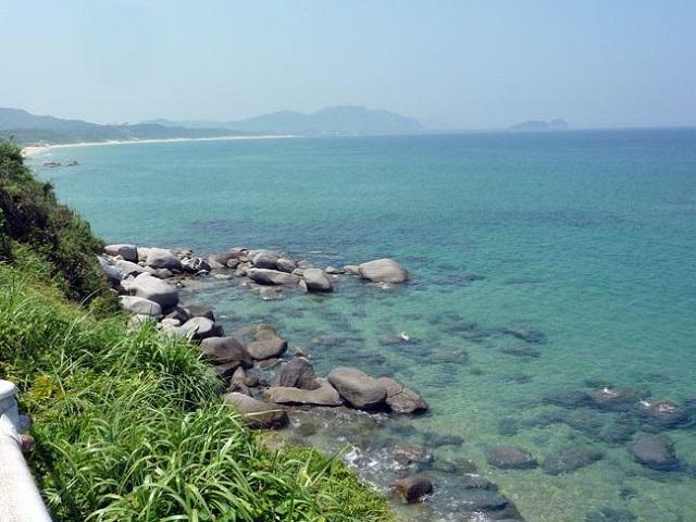 大口地区海水浴場