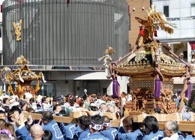 ふくろ祭り-1