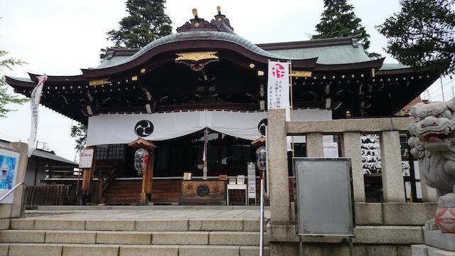 尾久八幡神社祭礼