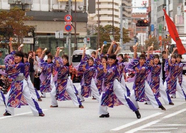 東京よさこい-3