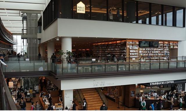 蔦屋武雄図書館