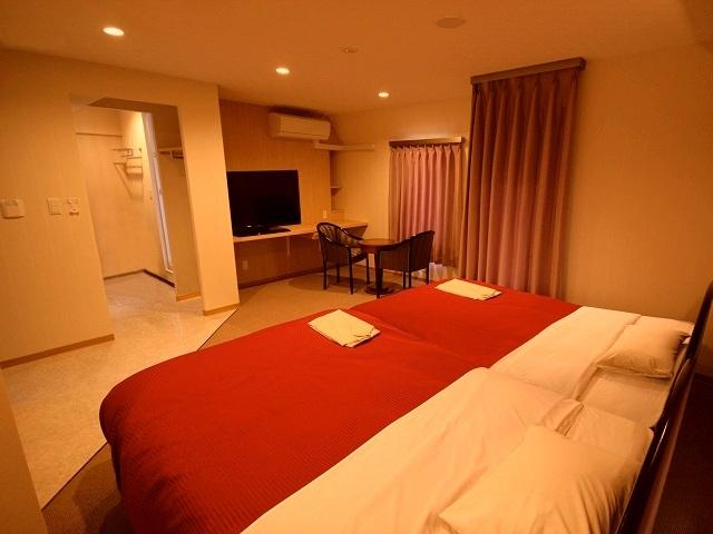 ホテルニューガイア