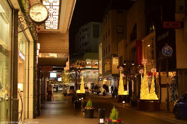 元町・ショッピングストリート