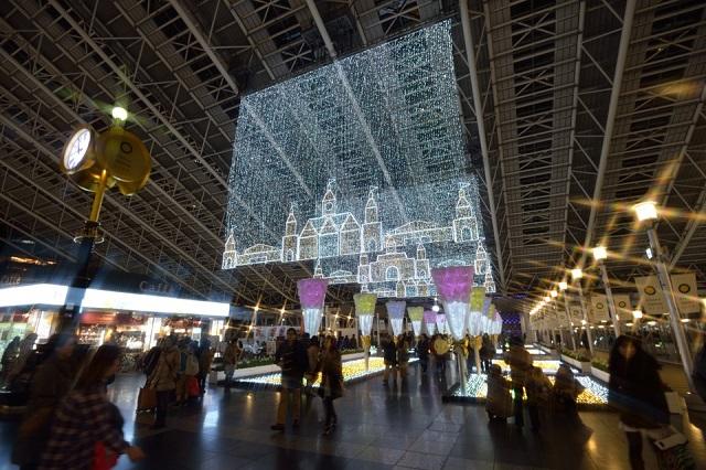 大阪ステーションシティTwilight Fantasy