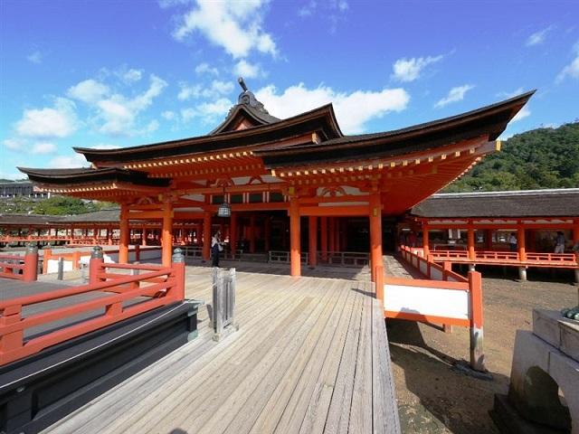 日本一大きい本殿