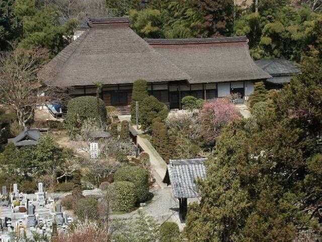 黒澤山 聞修院