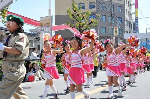 東大阪市民ふれあい祭り