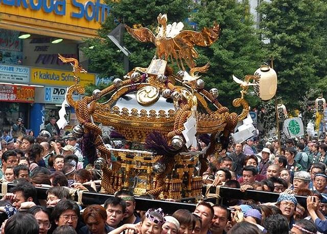 8月のお祭りin東京!屋台が多くて浴衣で行ける夏 …