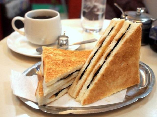 喫茶専門店 のりトースト