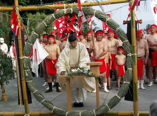 川渡祭(へこかきまつり)