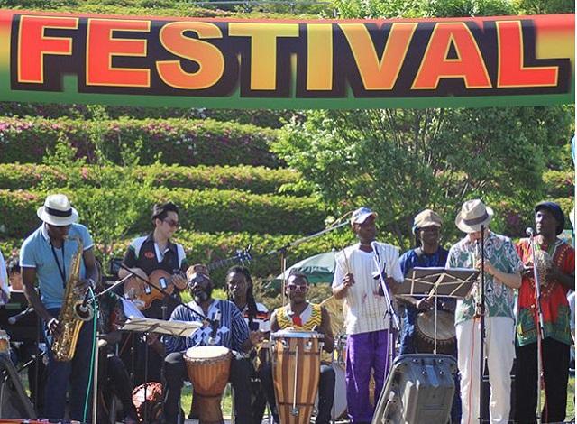 アフリカ日比谷フェスティバル