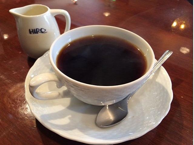 ヒロコーヒー本店