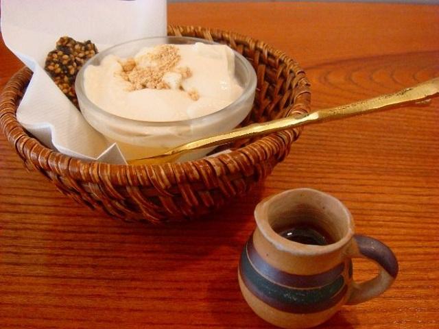 玄米カフェ実身美サンミsangmiあべの店