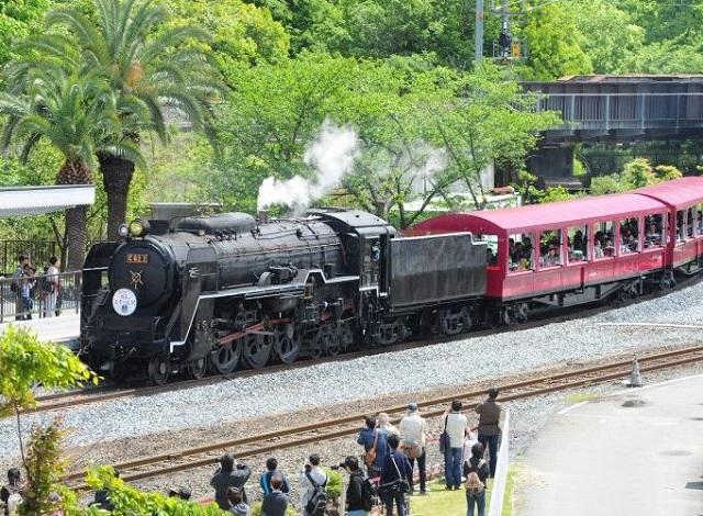京都鉄道博物館 蒸気機関車