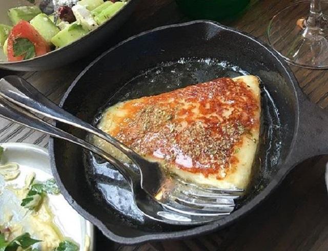 サガナキチーズ