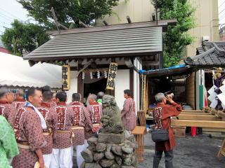 葛西仲町八雲神社