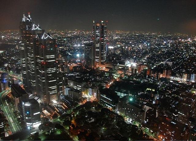 新宿都庁展望室