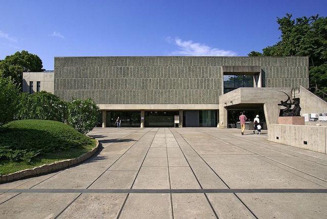 国立西洋美術館 本館