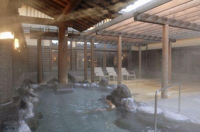 ふじやま温泉