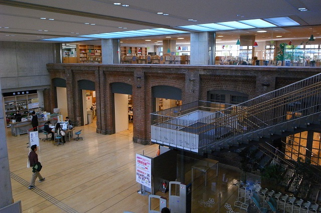 北区図書館