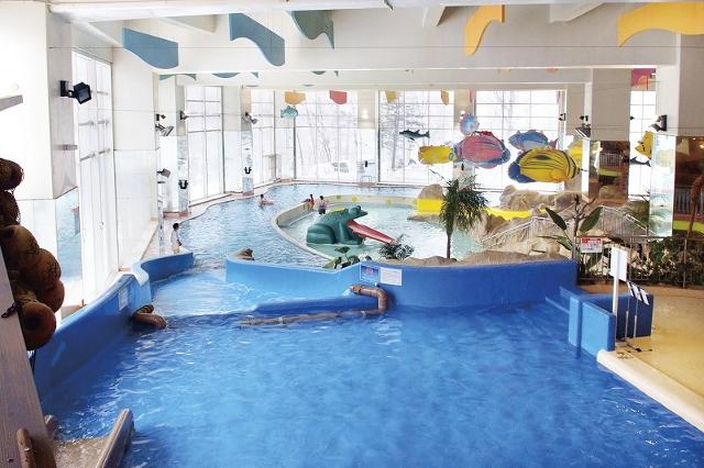 水着で1年中楽しめる!遊べるプールや温泉がある …